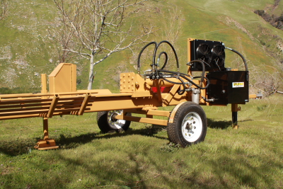 Hydraulic commercial  grade BIG BOY Log splitter