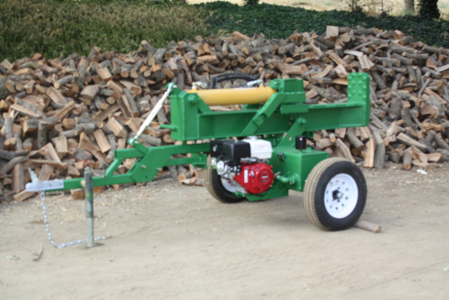 Model 25000 hydraulic log splitter WOOD SPLITTERS hydraulic cylinder