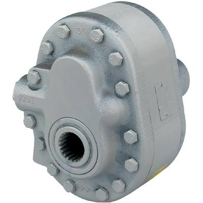Rear port PTO pump