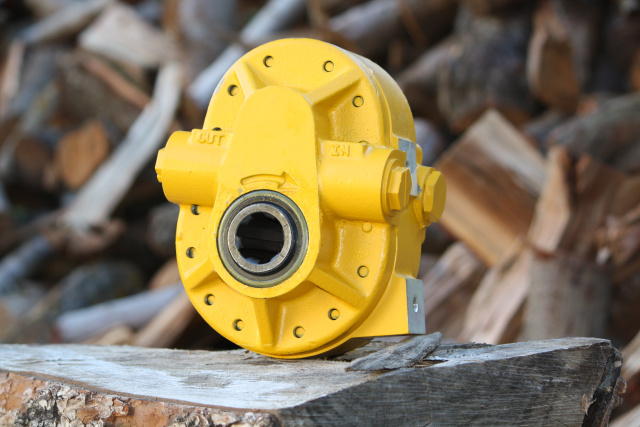 540 Pto Hydraulic Pump : Pto tractor pumps hydraulic only