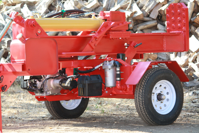 Commercial grade Log Splitter