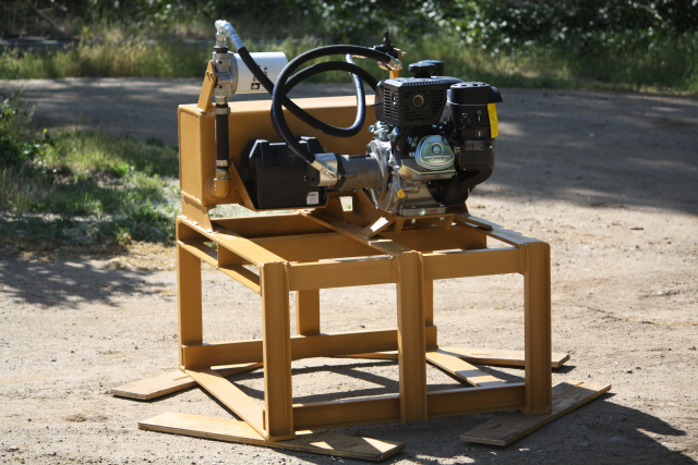Splitez hydraulic Power Pack units  For Trailers