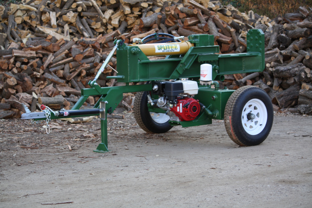 Log Splitter horizontal wood splitters model 25000 SPLITez