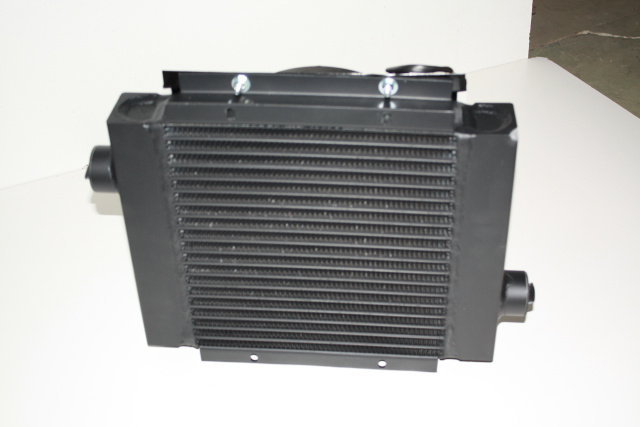 Splitez hydraulic oil cooler