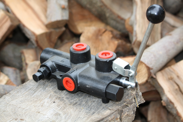 Import log wood splitter D Tent valve 3/4